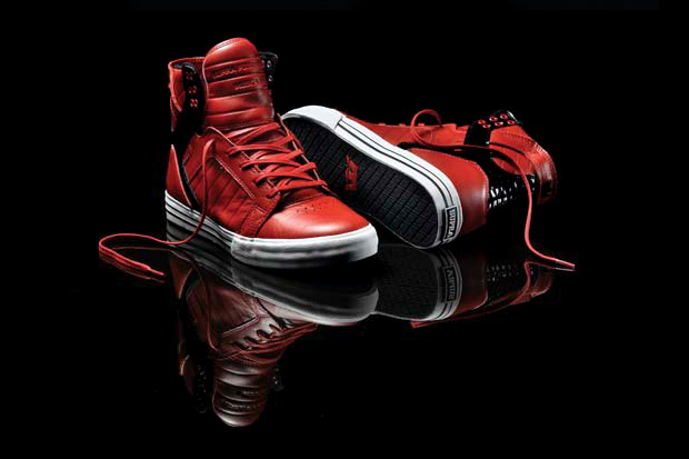 Supra Skytop 2009 Holiday Collection
