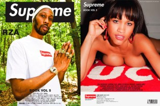 Supreme Book Vol. 5 Further Look