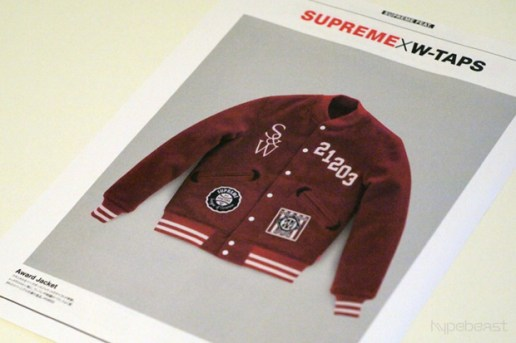"Supreme x WTAPS ""21203"" Capsule Collection"