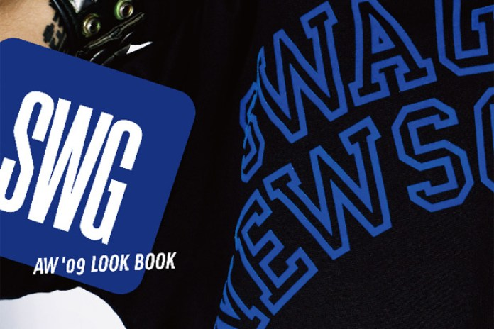 Swagger: TOKYO is YOURS 2009 Fall/Winter Collection Lookbook