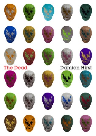 The Dead by Damien Hirst