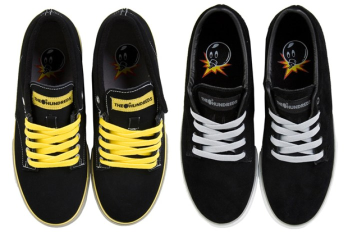 The Hundreds Footware 2009 Holiday Collection