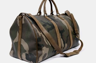 Trussardi 1911 Camouflage Bags