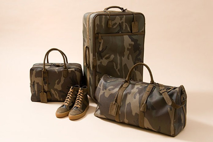 Trussardi 1911 Camo Collection United Arrows Exclusive