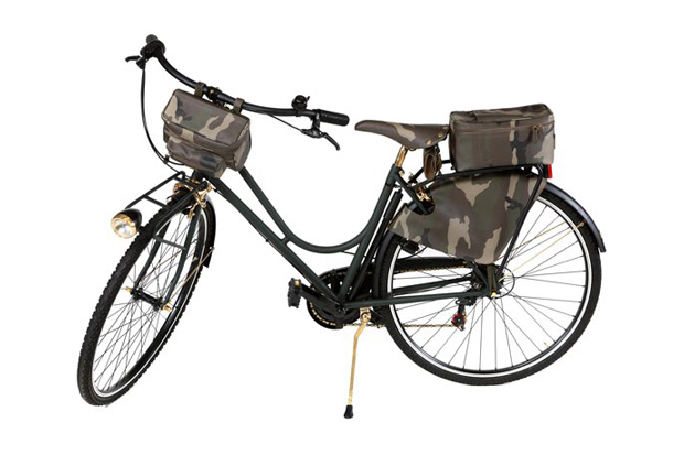 Trussardi 1911 Camouflage Bicycles