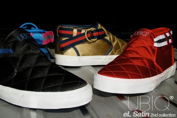 "UBIQ 2009 Fall/Winter eL ""Satin"" Collection"