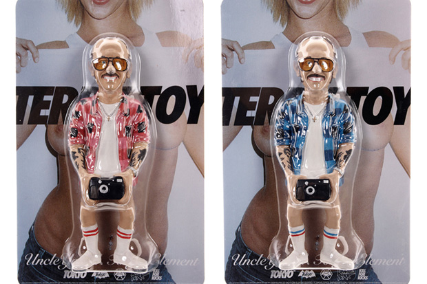 UncleYork x Tokyo Element Terry Richardson Toy Figure