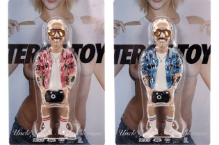 UncleYork x Tokyo Element Terry Richardson Toy Figure