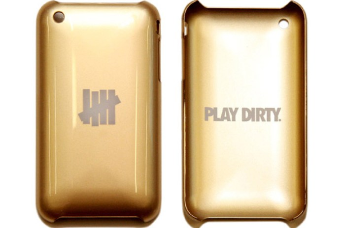 Undefeated Jacket Case for iPhone 3G