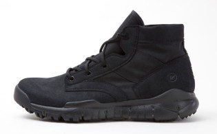uniform experiment x Nike for SOPH. 10th Anniversary Special Force Boots & Briefcase