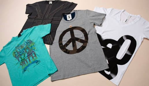 United Arrows Japanese Designer T-Shirts