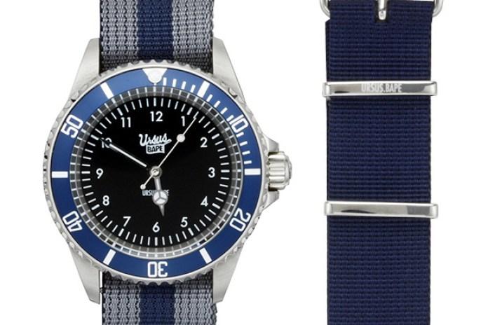 URSUS BAPE Bapex Watch