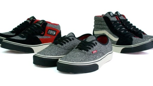 "Vans 2009 Fall/Winter ""Samil"" Pack"