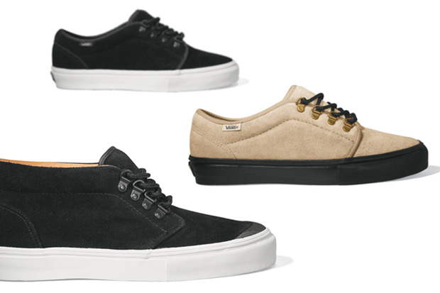 Vans 2009 Holiday Sierra Collection 106 LX / Chukka LX