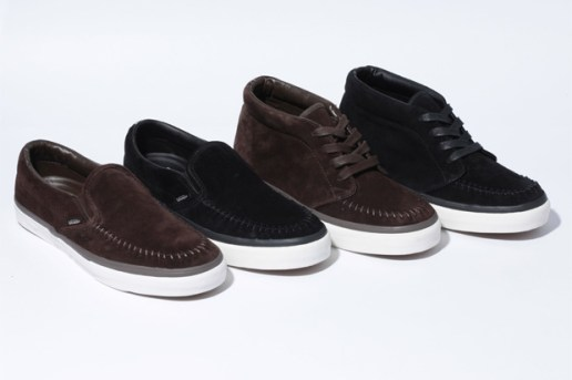 Vans Vault Chukka Mok Collection