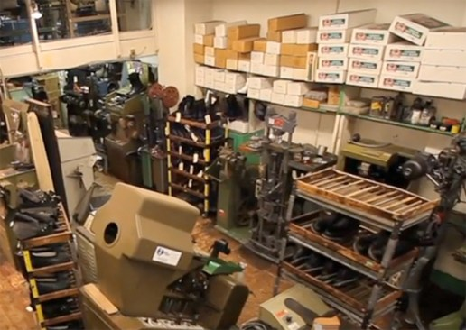 Behind The Scenes at the Viberg Boot Factory