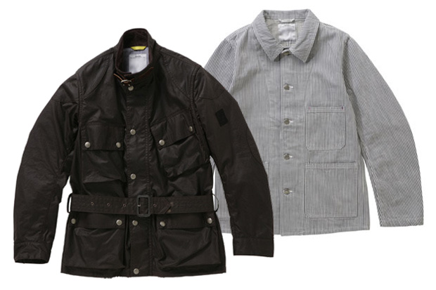 visvim 2009 Fall/Winter ALTA JACKET & FLUXUS-HICKORY Collection