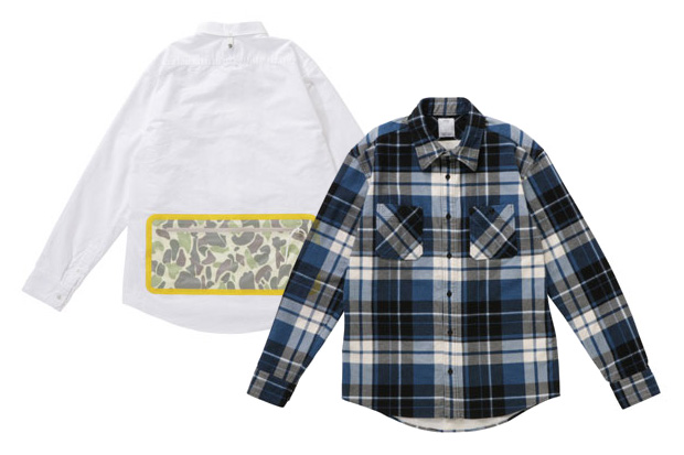 visvim 2009 Fall/Winter Collection October Releases