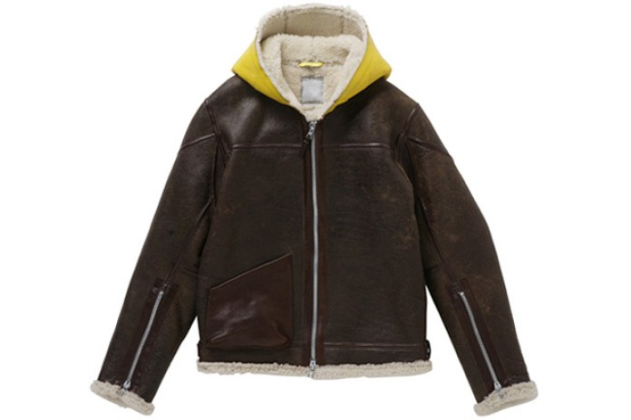 visvim Patton Hoodie / Strabler Antique Jacket Preview