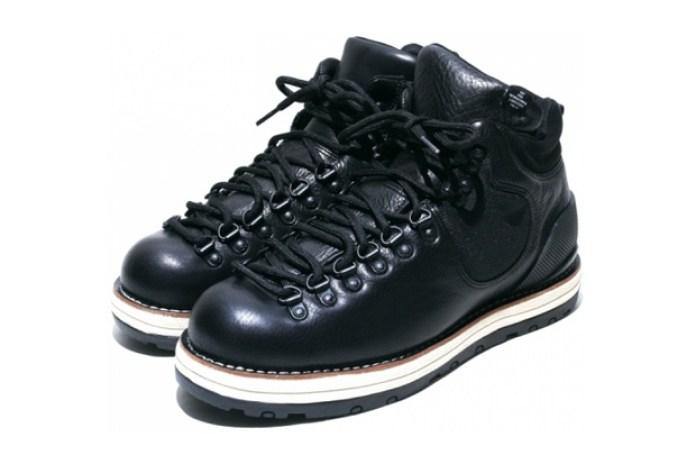 """visvim for SENSE 9th Anniversary """"The Black Sense Market"""" Serra Boots"""