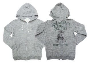 Wacko Maria 2009 Fall/Winter Rock & Shake Hoodie