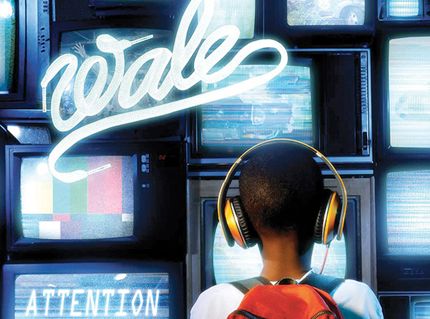 Wale feat. Pharrell Williams - Inhibitions (Let It Loose)