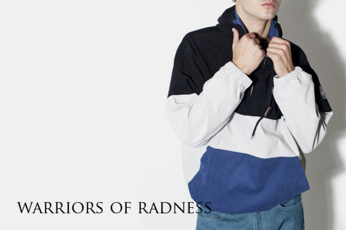 Warriors of Radness 2009 Fall/Winter New Releases
