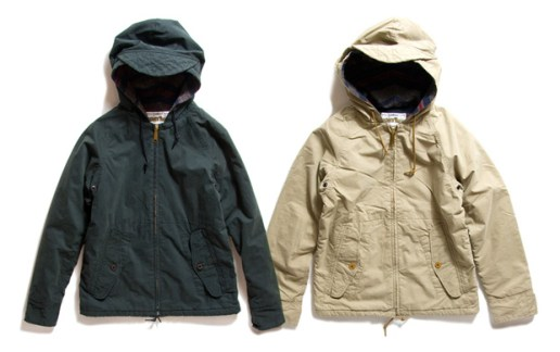 Waste(Twice) Army Parka