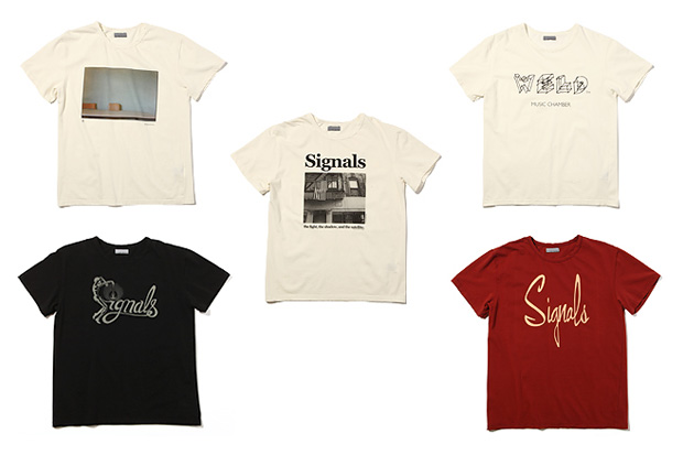 WELD 2009 Fall/Winter T-shirt Collection