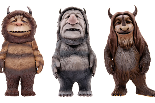 Where The Wild Things Are x Medicom Toy Figure Collection