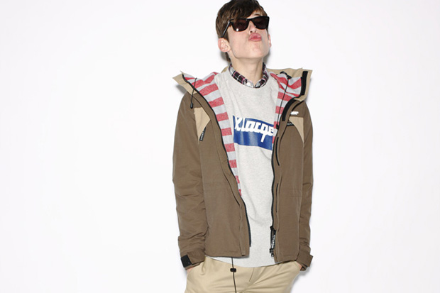 WILD THINGS x XLarge Classic Mountain Parka