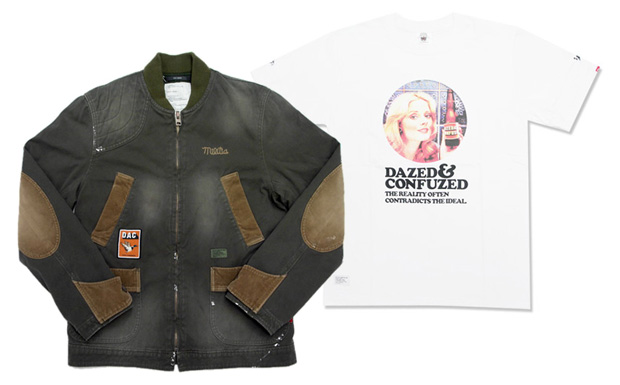 """WTAPS 2009 2nd """"Dazed and Confused"""" New Releases"""