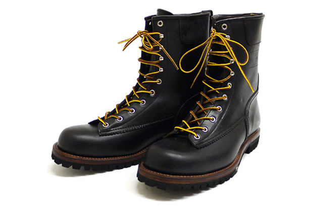 WTAPS 2009 Fall/Winter Beetle Leather Boots