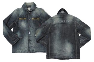 WTAPS Dazed & Confused Anchor Denim Jacket