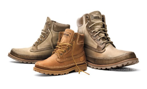 Wyclef Jean for Timberland Earthkeepers Collection