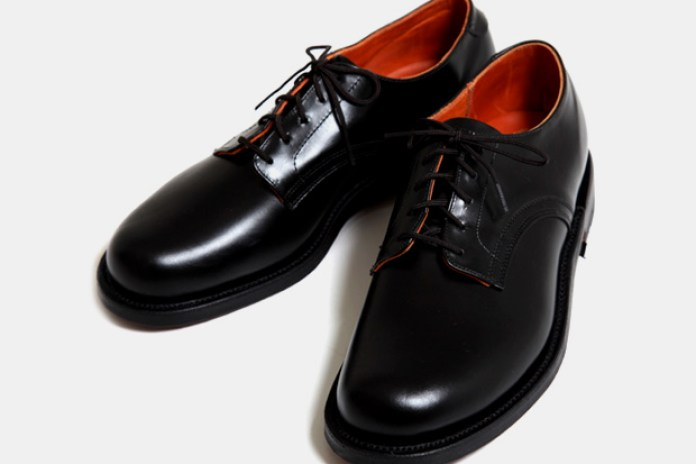 Yuketen Milspec Oxford Shoes