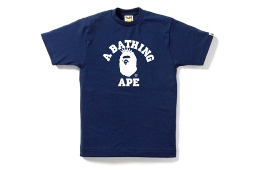 "A Bathing Ape ""Go Go"" New York T-Shirt"