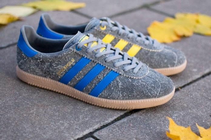 Sneakersnstuff x adidas Stockholm