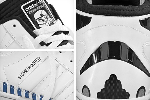 adidas Originals 2010 Spring/Summer Star Wars Collection Preview
