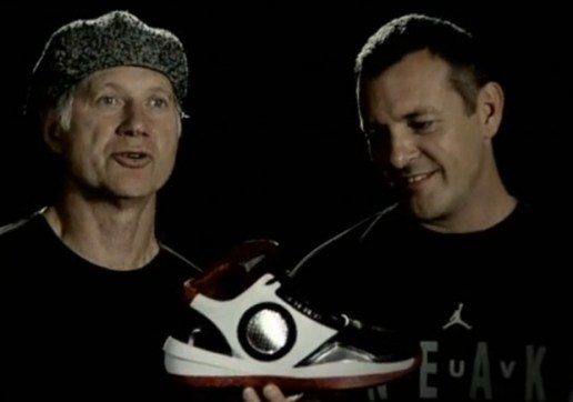 Air Jordan 2010 Video featuring Mark Smith & Tinker Hatfield