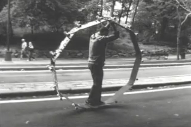 "Anthony Pappalardo ""Circle Board"" Video by William Strobeck"