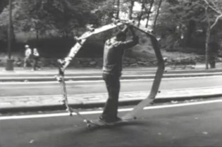 "Anthony Pappalardo ""Circle Board"" Video by William Strobeck"