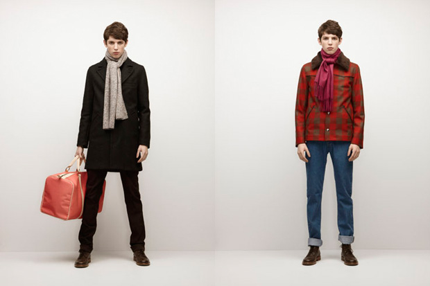 A.P.C. 2009 Winter Collection