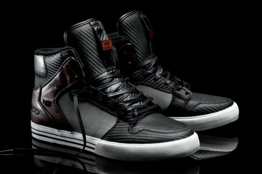 Armored x Supra Vaider Limited Edition Sneakers