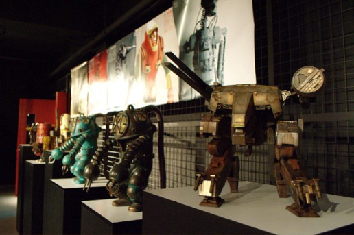 Ashley Wood HK Venture Exhibition