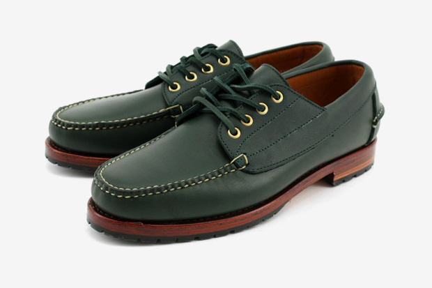 Atlantic Works 4-Eye Blucher