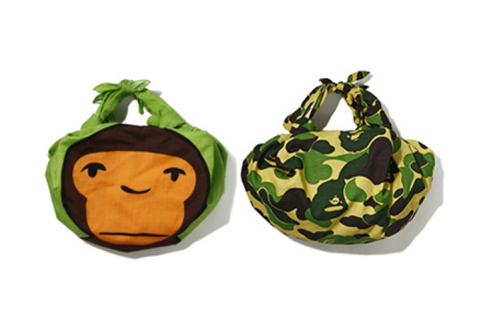 A Bathing Ape Bapexclusive Kyoto Furoshiki Set