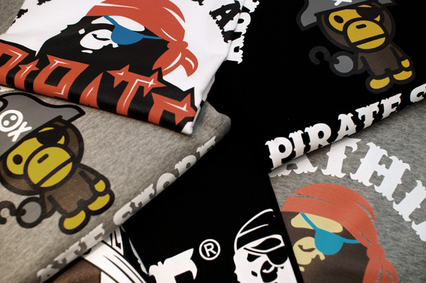A Bathing Ape Pirate Collection - New Releases