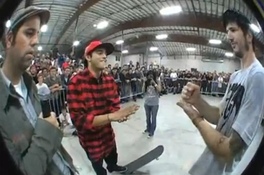 Battle at The Berrics 2: Chris Cole vs Paul Rodriguez