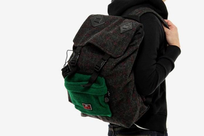 BEAMS x Johnson Woolen Mills Backpack